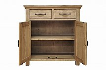 Barrow Clark - Devon Oak Small Sideboard