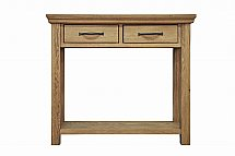 Barrow Clark - Devon Oak Console Table