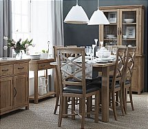 Barrow Clark - Devon Oak Dining