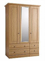 3605/Marshalls-Collection-Talbot-3-Door-4-Drawer-Wardrobe
