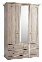 3619/Marshalls-Collection-Talbot-3-Door-4-Drawer-Wardrobe