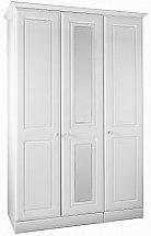 Barrow Clark - Shirwell Tall 3 Door Wardrobe