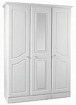 Barrow Clark - Shirwell 3 Door Wardrobe