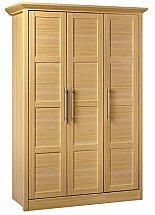 Barrow Clark - Vienna 3 Door Wardrobe