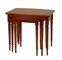 3688/Ashmore-Furniture-Simply-Classical-A905-Barrel-Top-Nest-of-Tables