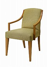 3810/Stuart-Jones-Castel-Chair-Oak-Frame
