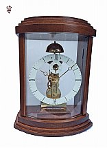 3938/BilliB-Lindsey-Mantle-Clock-in-Walnut-Finish