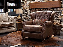 Alexander and James - Franklin Wing Chair