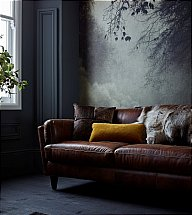 Alexander and James - Piper Leather Sofa