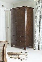 Baker Furniture - Austin 2 Door Wardrobe