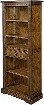 Old Charm -  OC 2794 Narrow Bookcase