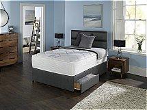 Dreamworld - Tetbury Comfort Latex 1800 Divan
