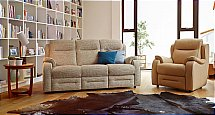 Parker Knoll - Boston 3 Seater Sofa