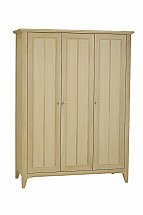 Barrow Clark - Vermont All Hanging Triple Wardrobe