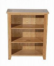 Barrow Clark - Oxford Small and Wide Bookcase