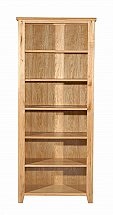 Barrow Clark - Oxford Tall and Wide Bookcase