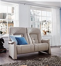 Cumuly - Themse 2 Seater Leather Sofa - 4798