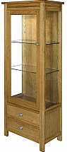 Old Charm - Hertford Display Cabinet