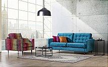 Barrow Clark - Retro Sofa and Chair