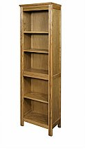 Old Charm - Hertford Narrow Bookcase
