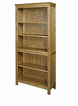 Old Charm - Hertford Wide Bookcase
