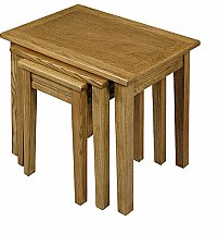 Old Charm - Hertford Nest of Tables