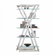 13266/Kesterport/Xanadu-Polished-Steel-Display-Shelving