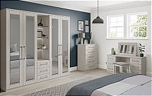 Kingstown - Alpha Bedroom in Cashmere