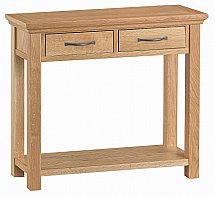 Barrow Clark - Avon Console Table