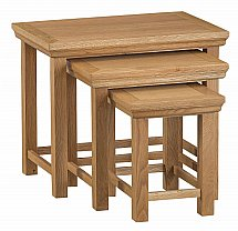 Barrow Clark - Avon Nest of 3 Tables