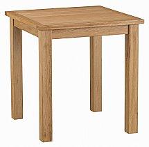 Barrow Clark - Avon Small Fixed Top Table