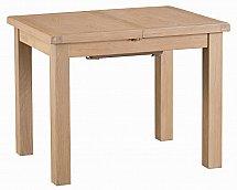 Barrow Clark - Dart 1m Butterfly Extending Table