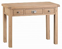 Barrow Clark - Dart 3 Drawer Dressing Table