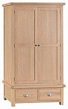 Barrow Clark - Dart 2 Door 2 Drawer Wardrobe