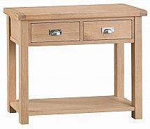 Barrow Clark - Dart Medium Console Table