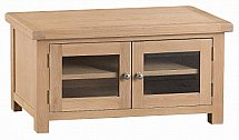 Barrow Clark - Dart Standard TV Unit with Glazed Doors
