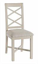 Barrow Clark - Daisy Fabric Seat Chair
