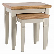 Barrow Clark - Daisy Nesting Tables