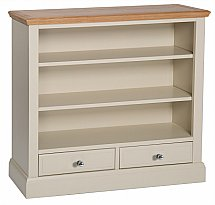 Barrow Clark - Daisy Low Wide Bookcase