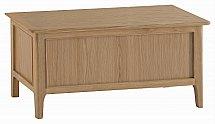 Barrow Clark - Grace Oak Blanket Box