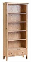 Barrow Clark - Grace Oak Large Bookcase