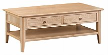 Barrow Clark - Grace Oak Large Coffee Table