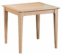 Barrow Clark - Grace Oak Small Fixed Top Table