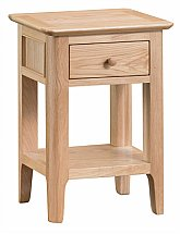 Barrow Clark - Grace Oak Side Table