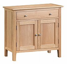 Barrow Clark - Grace Oak Small Sideboard