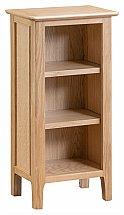 Barrow Clark - Grace Oak Small Narrow Bookcase