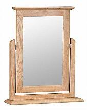 Barrow Clark - Grace Oak Trinket Mirror