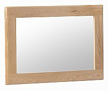 Barrow Clark - Grace Oak Small Wall Mirror