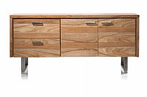 Barrow Clark - Seashamwood 2 Door 2 Drawer Sideboard