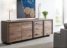 Barrow Clark - Country Oak Sideboard